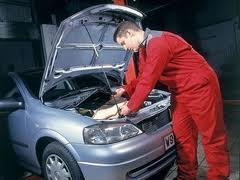 Thợ sửa xe di động